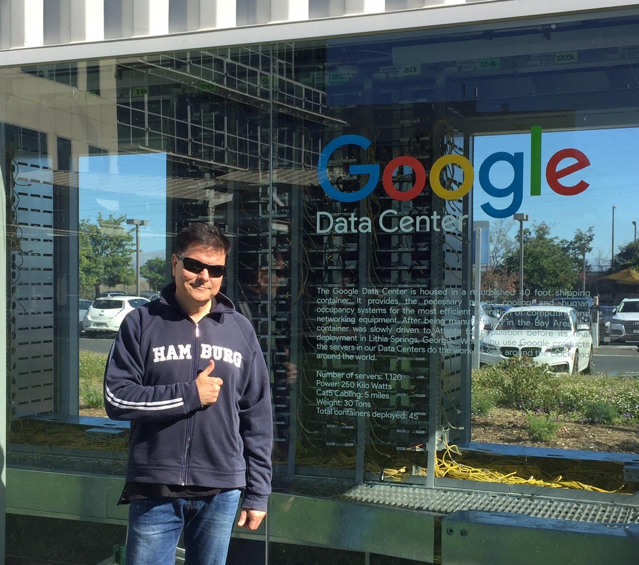 Pedro Rojas en Google
